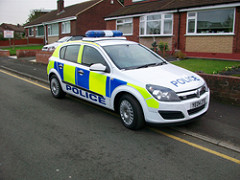 POLICE ASTRA